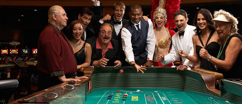 Top Five Benefits Of Playing Online Casino Games