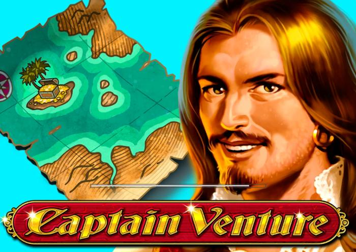 Captain Venture Slot by Novomatic