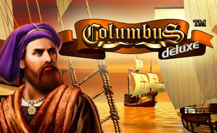 Columbus Slot Novomatic
