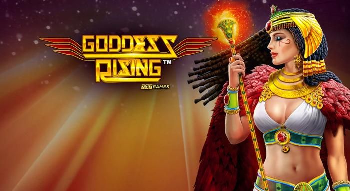 Goddess Rising Slot