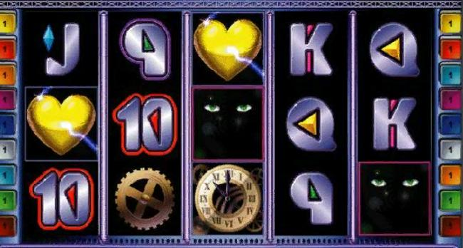 how to spin Heart of Gold Slot