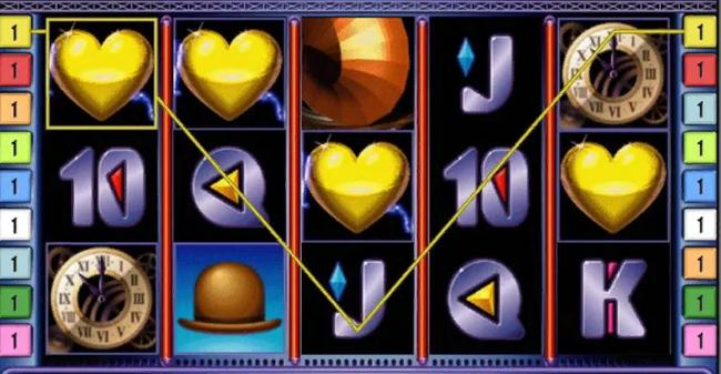 how to win at Heart of Gold Slot