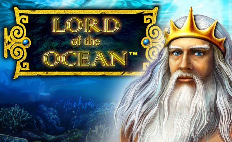 Lord of the Ocean Slot by Novomatic